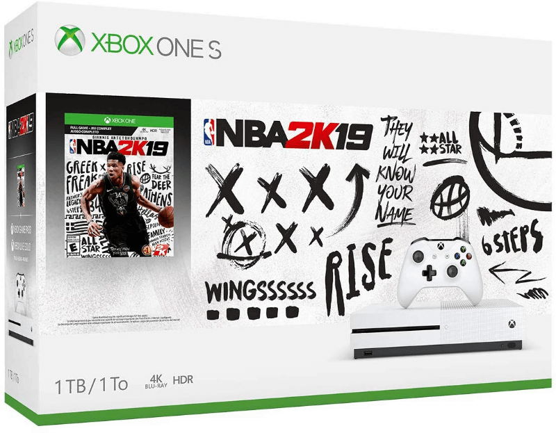 Microsoft Xbox One S 1TB NBA 2K19 /images/products/MS0303.png
