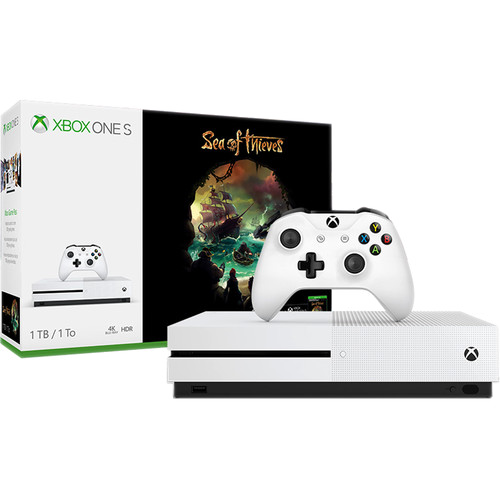 Microsoft Xbox One S  Sea of Thieves