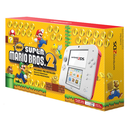 2ds New Super Mario Bros 2 Bundle Nintendo Buy This Item Now