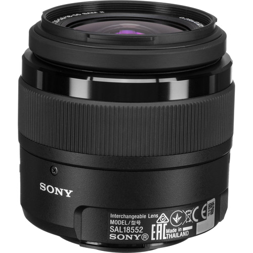 Sony DT 18-55mm f/3.5-5.6 SAM II Lens /images/products/SY0718.png
